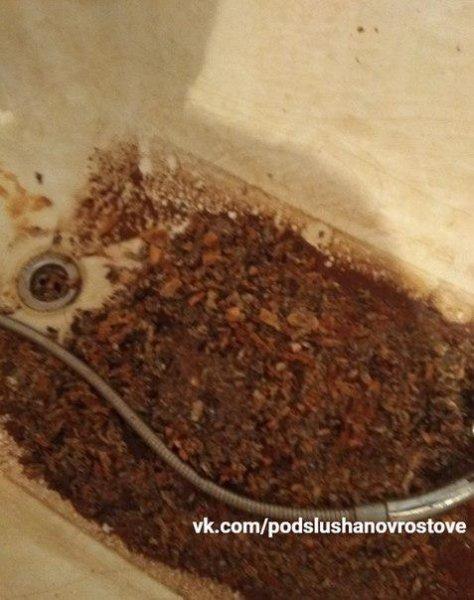 «Грязевые ванны полезны»: Ростовчанин показал, какая в городе вода