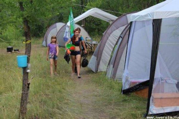 В лагере общества трезвости «Оплот» подрались подростки