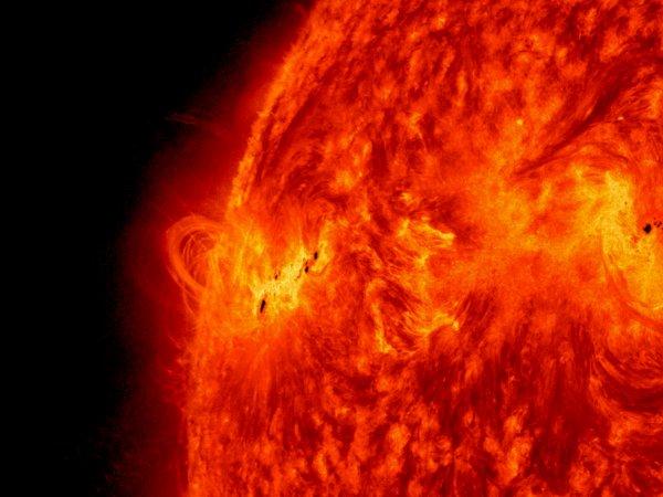 Ученые: Инопланетяне пытаются высосать энергию из Солнца