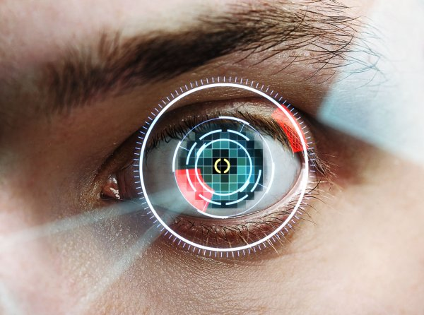 Искусственный интеллект Iris Scanner сможет отличать живых людей от мёртвых по сетчатке глаза