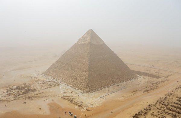 Великая пирамида Хеопса в Гизе могла быть древней электростанцией