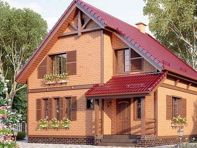 Возведение кирпичного дома «под ключ»