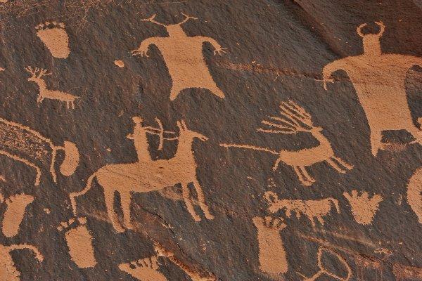 Пещеру с древними рисунками майя нашли в Мексике