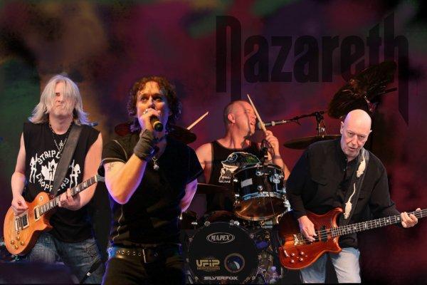 Рок-группа Nazareth выступит в Москве с новым альбомом
