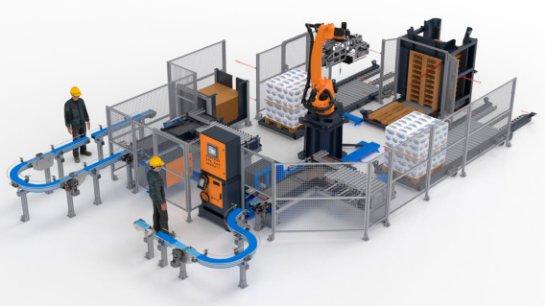 Заказать упаковочное оборудование и материалы