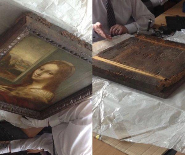Подлинник картины Леонардо Да Винчи хотят продать на «Авито» за 5,3 млрд рублей