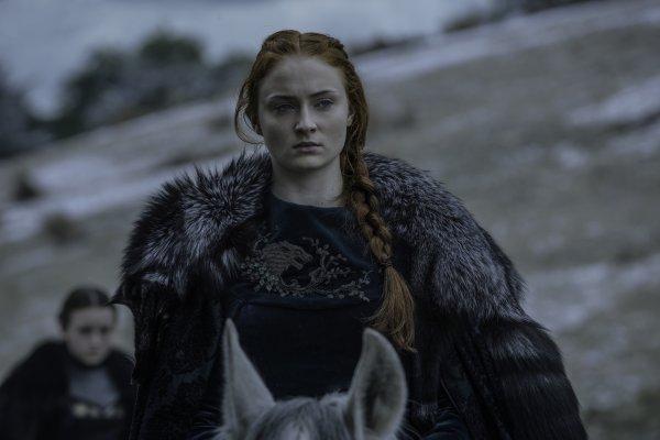 Софи Тернер рассказала про кровавый финал «Игры престолов»