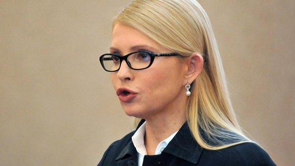 Юлия Тимошенко: Рабы в Древнем Египте зарабатывали больше современных украинцев