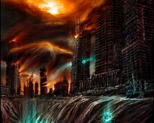Учёные рассказали о «грязевом Апокалипсисе» на Земле