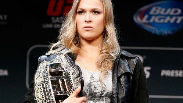 Звезда UFC Ронда Роузи заявила, что мечтает сыграть в «Убить Билла 3»