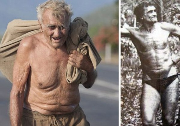 В Австралии скончался проживший 60 лет в джунглях «русский Тарзан»