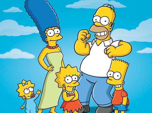 В США появился супермаркет из легендарных «Симпсонов»