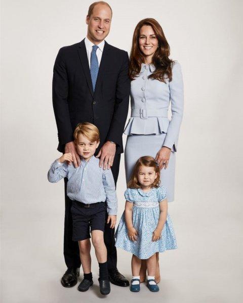 Оружие и жестокость: Принц Уильям впервые взял 5-летнего сына на охоту