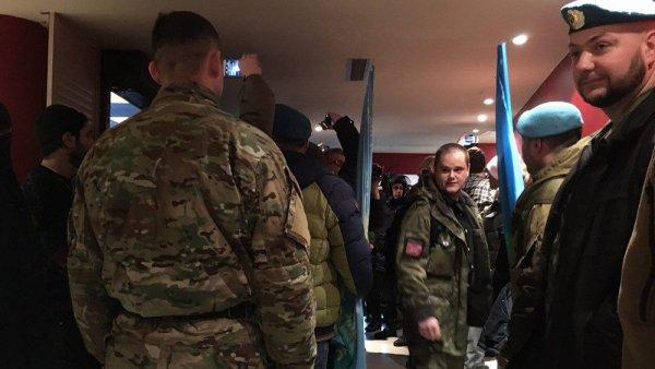 Украинский фильм «Донбасс» номинирован на «Оскар»