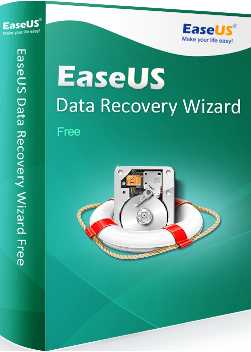 EaseUS Data Recovery: восстановление жесткого диска за три шага