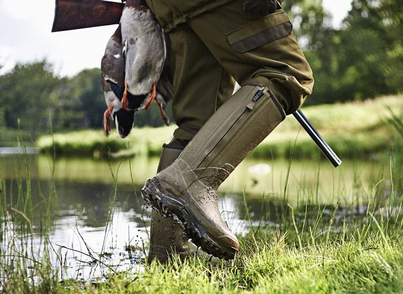 Купить резиновые сапоги для охоты и рыбалки