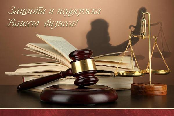 Услуги профессиональной юридической помощи