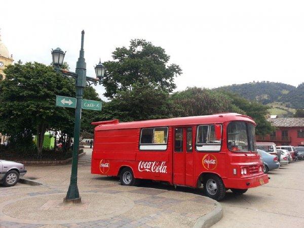 Coca-Cola планирует создать мировую сеть кофеен