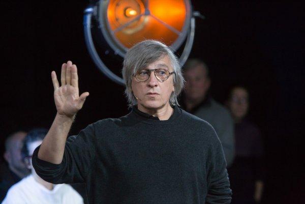 Режиссер Дмитрий Крымов объявил об уходе из театра «Школа драматического искусства»