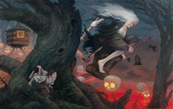 «Яга. Кошмар темного леса»: Съемки фильма о славянском демоне завершены