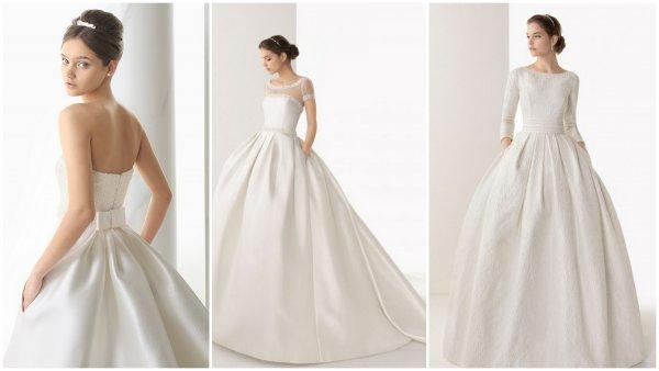Новый тренд: Свадебные платья с карманами приобретают популярность по всему миру