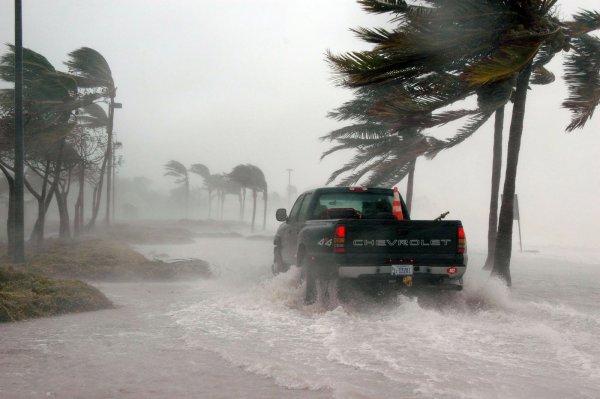В США оценили ущерб от урагана «Флоренс»