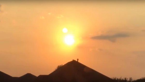 Уфологи в Хьюстоне увидели приближение огромной планеты Нибиру