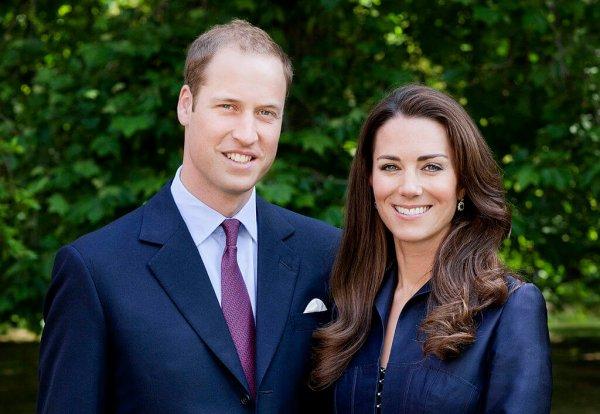Принц Уильям и Кейт Миддлтон отправятся в Африку, чтобы почтить память принцессы Дианы