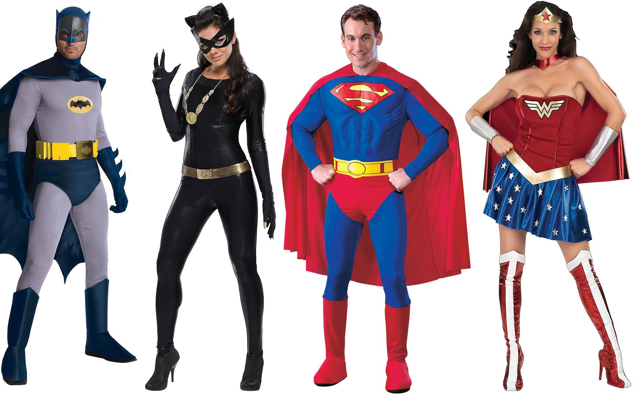 Большой выбор карнавальных костюмов для взрослых и детей