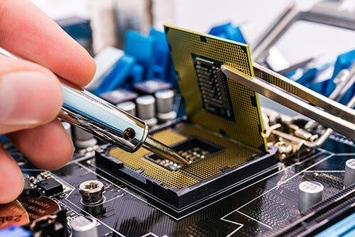 Диагностика и ремонт компьютеров с выездом на дом