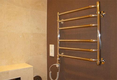 Как правильно выбрать электрический полотенцесушитель?