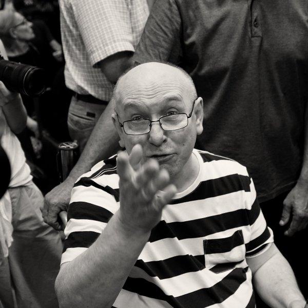 Ушел из жизни Владимир Сапунов, директор группы