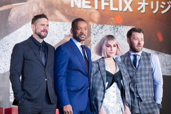 В Сети появились данные о сиквеле фильма «Яркость» от Netflix