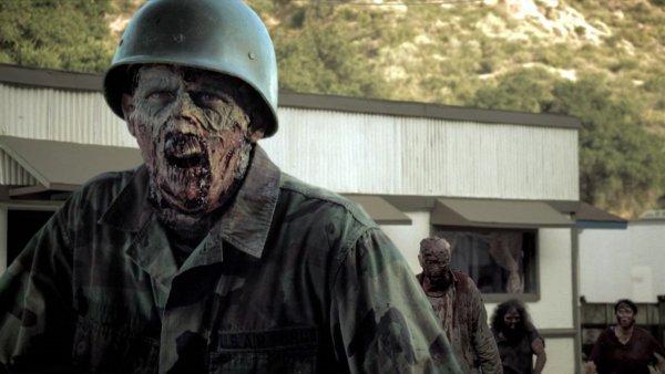 Составлен список лучших фильмов о зомби