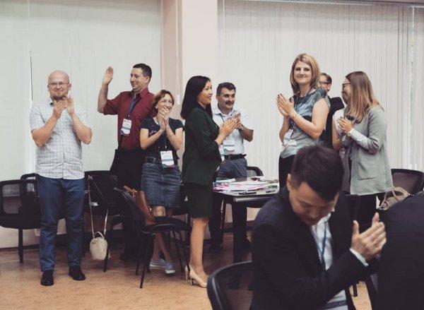 В Петербурге объявили имена 15 лауреатов конкурса «Учитель года России»