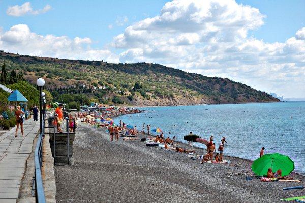 На 25% увеличились доходы Крыма от курортной сферы