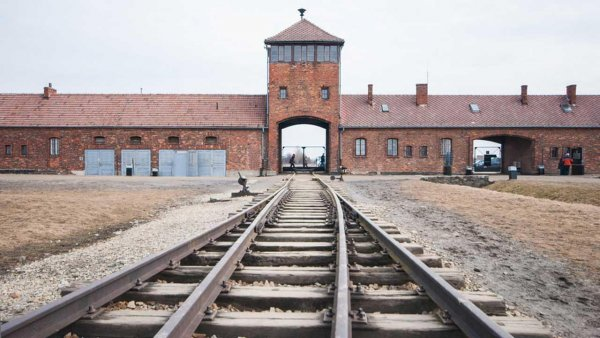За «Зиг хайль» в Освенциме разыскиваются три польские школьницы