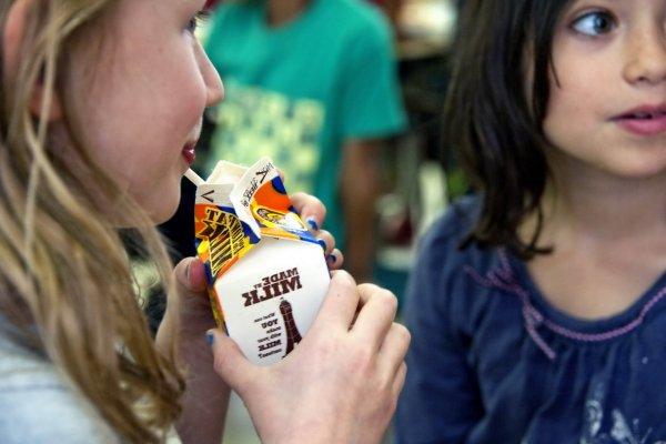 Учёные: Детское ожирение бьёт все рекорды