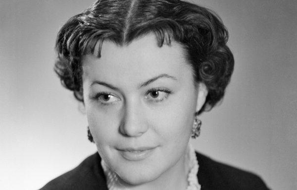 Умерла народная артистка СССР Маргарита Юрьева
