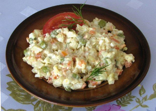 В Испании объявили победителя кулинарной выставки в категории «Лучший русский салат»