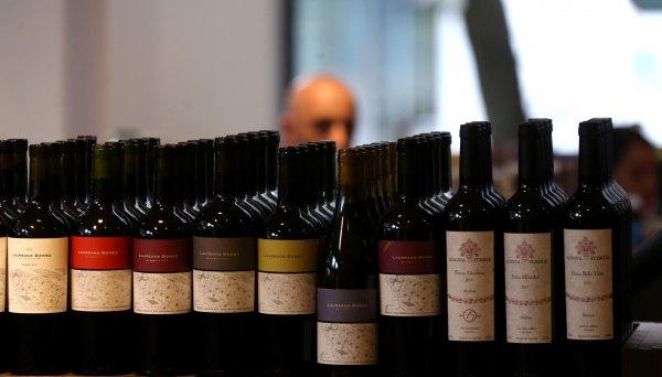 На торгах в США продали вино 1945 года за 558 тысяч долларов