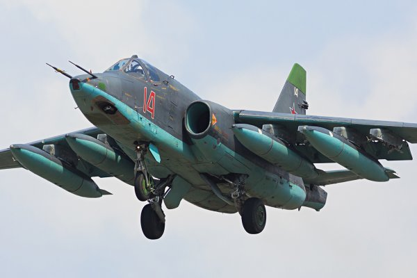 Пролет украинских Су-25 на сверхмалой высоте засняли на видео