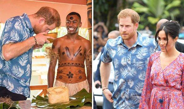 Принц Гарри на Фиджи увлекся галлюциногенным напитком – СМИ