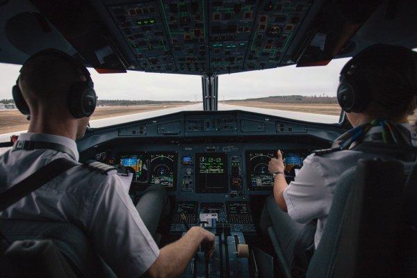 Стало известно, что пилоты никогда не говорят пассажирам