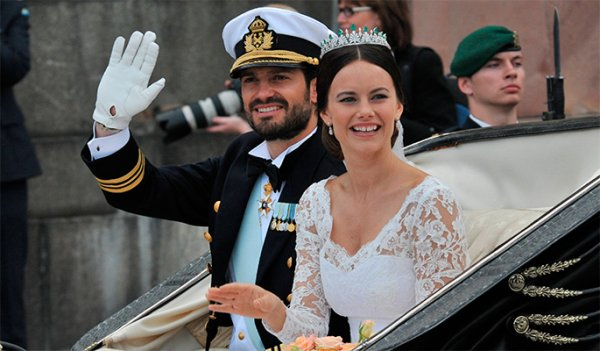 Принц Швеции признался, что с детства страдает дислексией