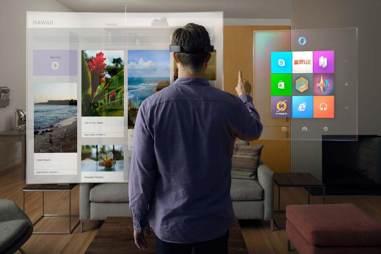 Дополнительная реальность – технология будущего