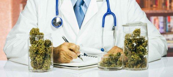 В Великобритании узаконили марихуану по рецепту врача