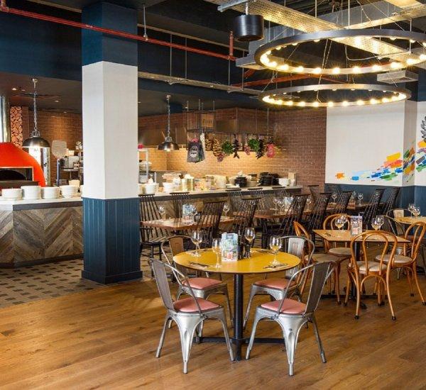 В Солсбери восстановлена работа закрывшегося после отравления Скрипалей ресторана