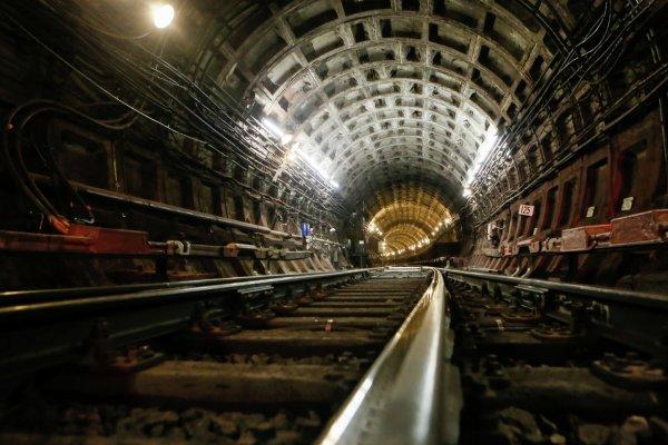 Построен самый глубокий тоннель метро в Китае