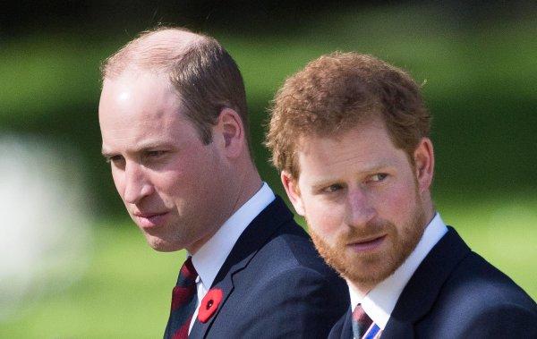 Принцы Гарри и Уильям рассказали о своих странных привычках